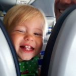 Tips for flying with toddlers and keeping them entertained