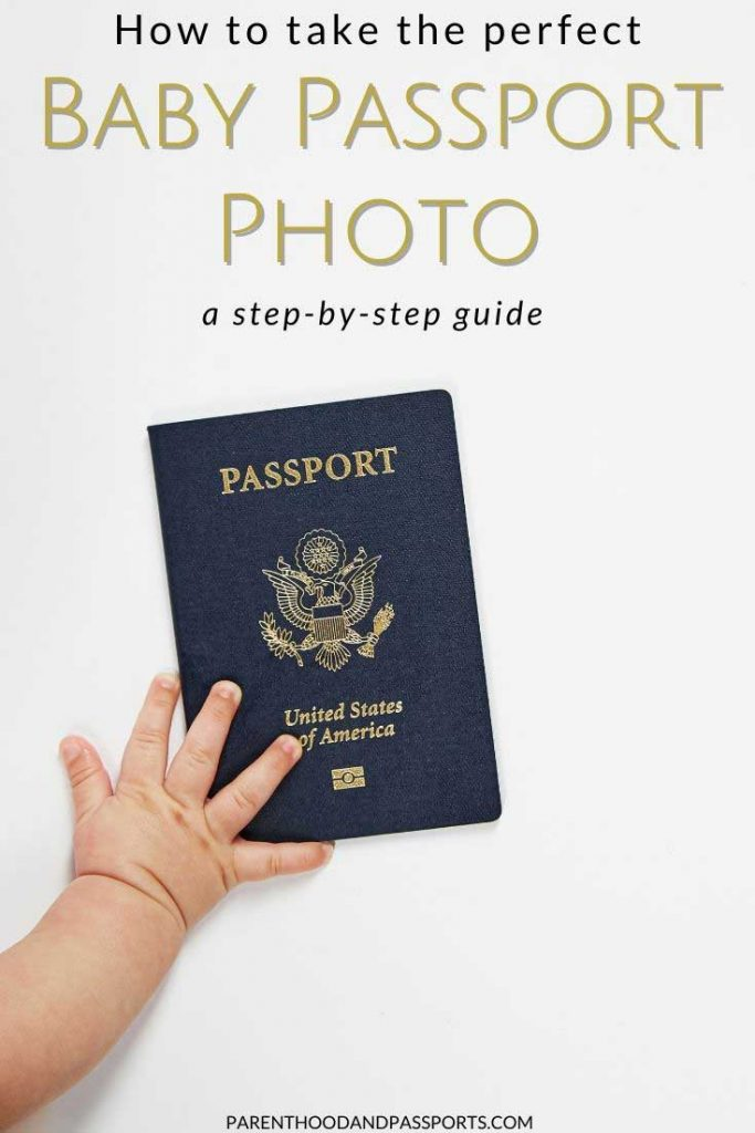 Everything you need to know about taking the perfect baby passport photo at home and applying for your baby's first passport. A simple guide with easy-to-understand tips, tricks and all the necessary US passport photo requirements to follow.