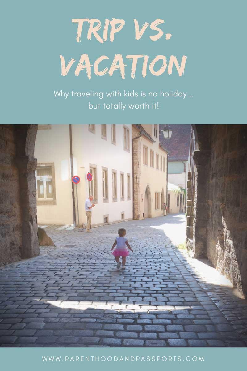 trip vs vacation