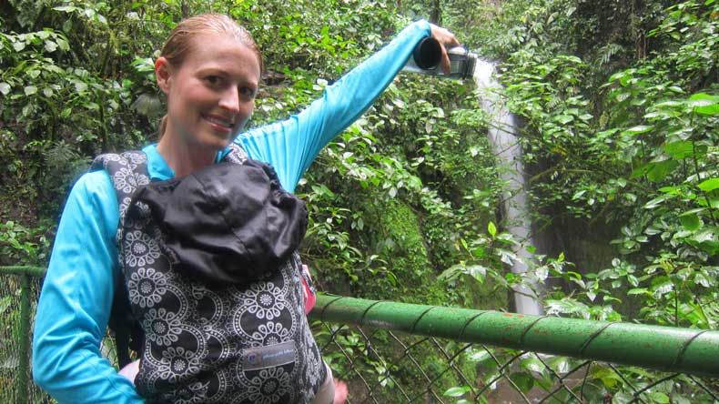 Parenthood and Passports - Hanging Bridges Costa Rica