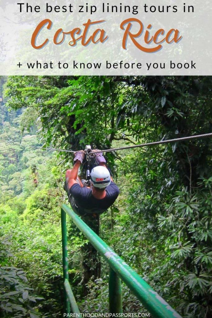 Planning a Costa Rica vacation? Zip lining in Costa Rica is one of the most popular things to do in Costa Rica. Here are the best canopy tours and places to zip line in Costa Rica. Plus, tips and things to know before you go!
