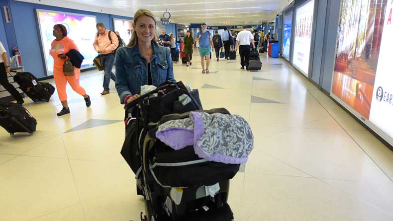 what to pack for baby travel