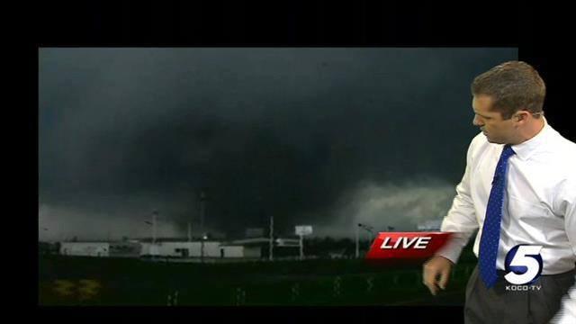 Damon Lane KOCO Meteorologist Oklahoma