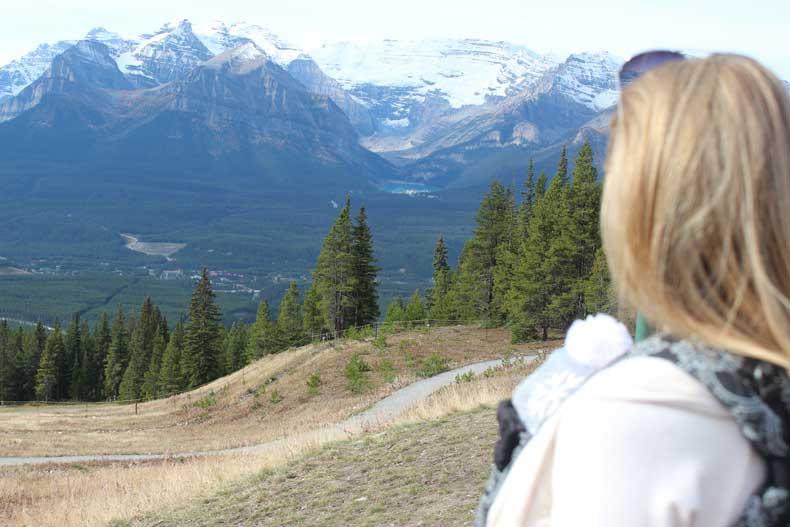 Banff in Summer - Banff hike