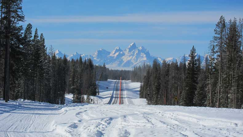 Parenthood and Passports – Winter in Jackson Hole
