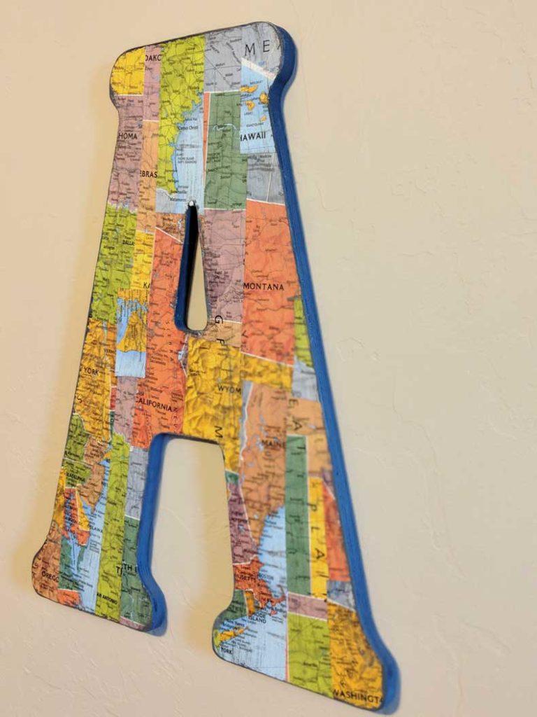 Travel-themed nursery - Parenthood and Passports