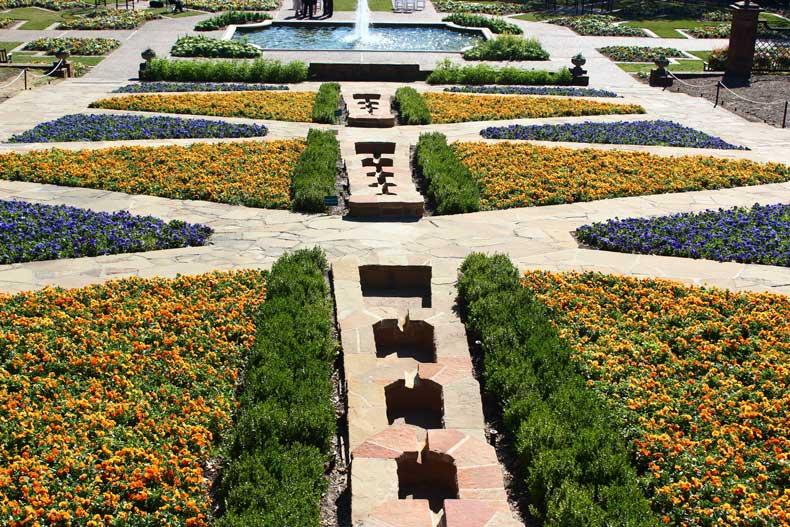 Parenthood and Passports - Fort Worth Botanic Gardens