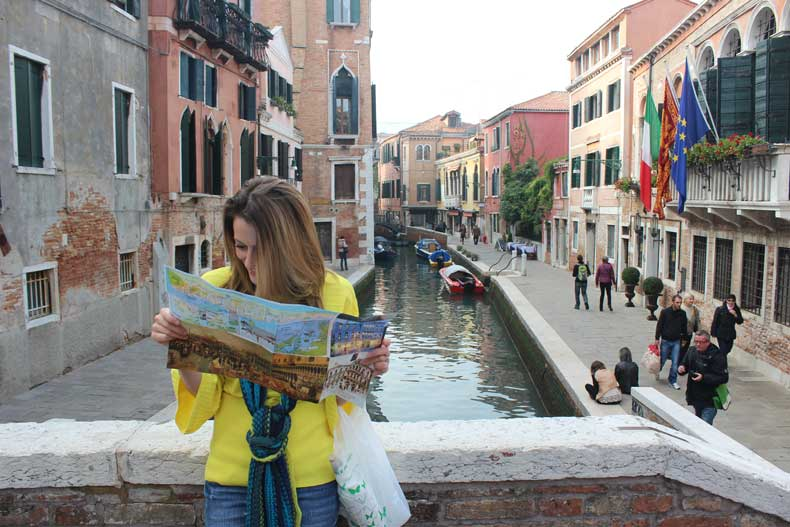 Parenthood and Passports - Get lost in Venice, Italy
