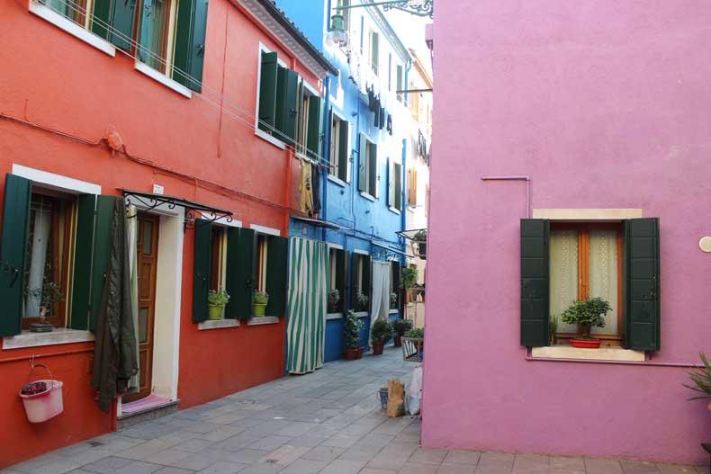 Burano Venice, Italy