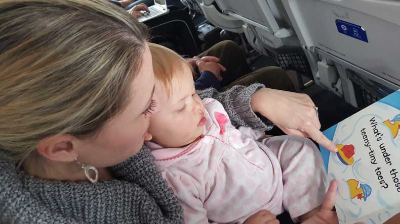 Parenthood and Passports - Traveling makes kids smarter