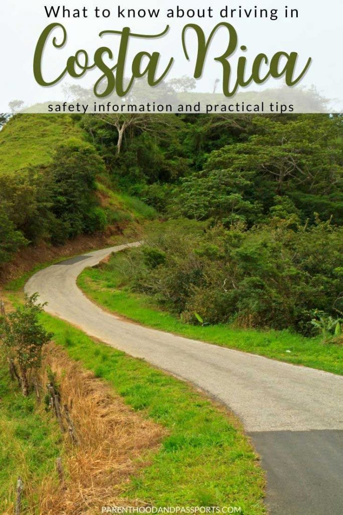 Driving in Costa Rica - safety, tips, and other important information you should know before renting a car and driving in Costa Rica.   Costa Rica travel   renting a car in Costa Rica   Costa Rica road trip