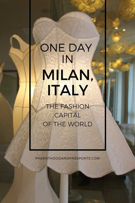 One Day in Milan - the perfect itinerary