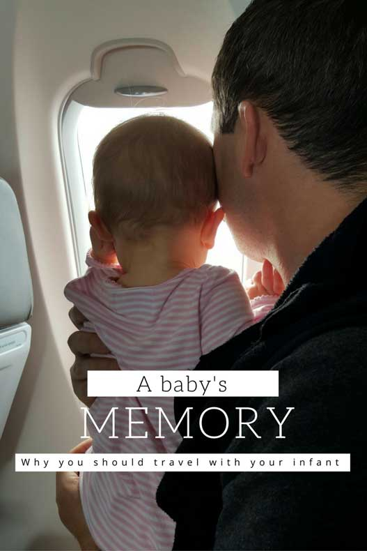 A baby's memory