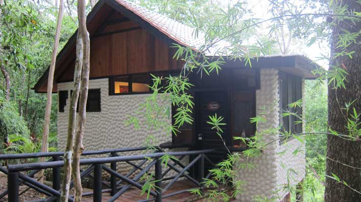 Table Rock Jungle Lodge in Cayo District Belize