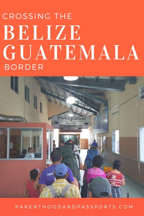 Belize-Guatemala Border crossing: What you need to know