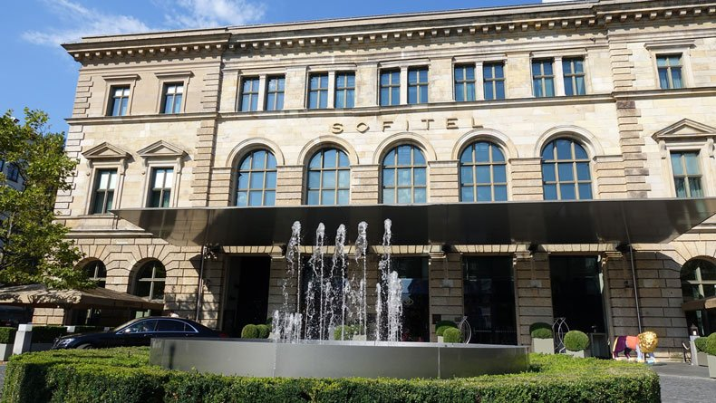 Sofitel Munich Bayerpost - a family friendly luxury hotel in Munich
