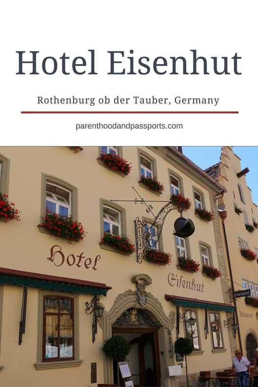 Hotel Eisenhut - Rothenburg ob der Tauber hotel