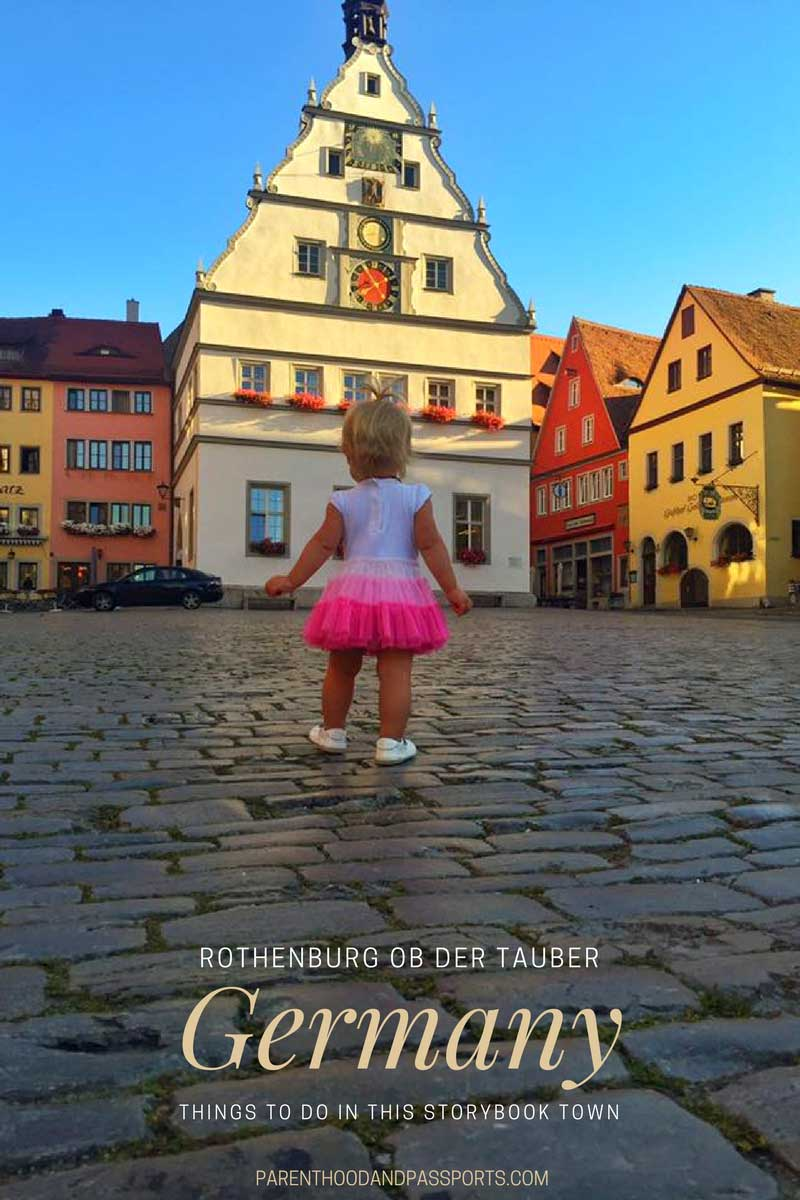 Rothenburg ob der Tauber Germany, things to do