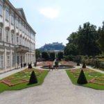Mirabell Gardens: Sound of Music in Salzburg, Austria