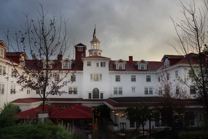 most haunted hotel in america