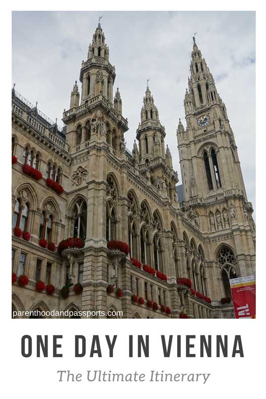 One Day in Vienna - the perfect itinerary.