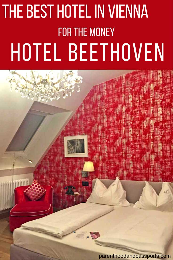 Hotel Beethoven Wien - the best place to stay in Vienna, Austria