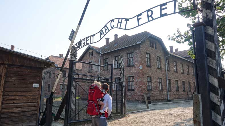 Krakow Poland - Auschwitz