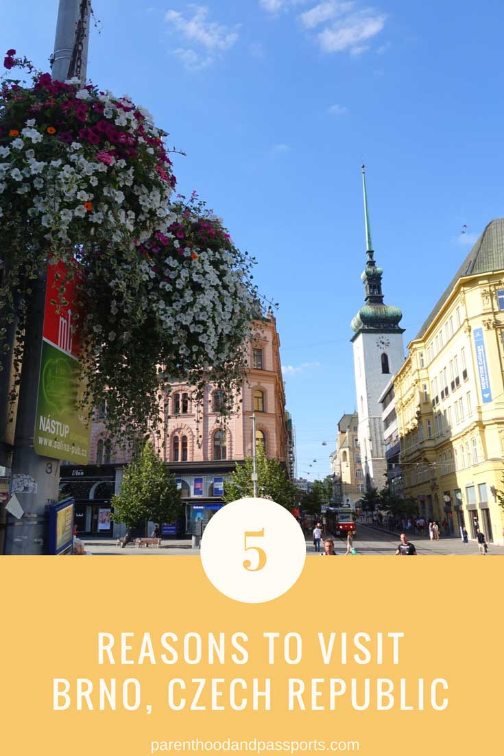 5 Reasons Brno Czech Republic is worth visiting