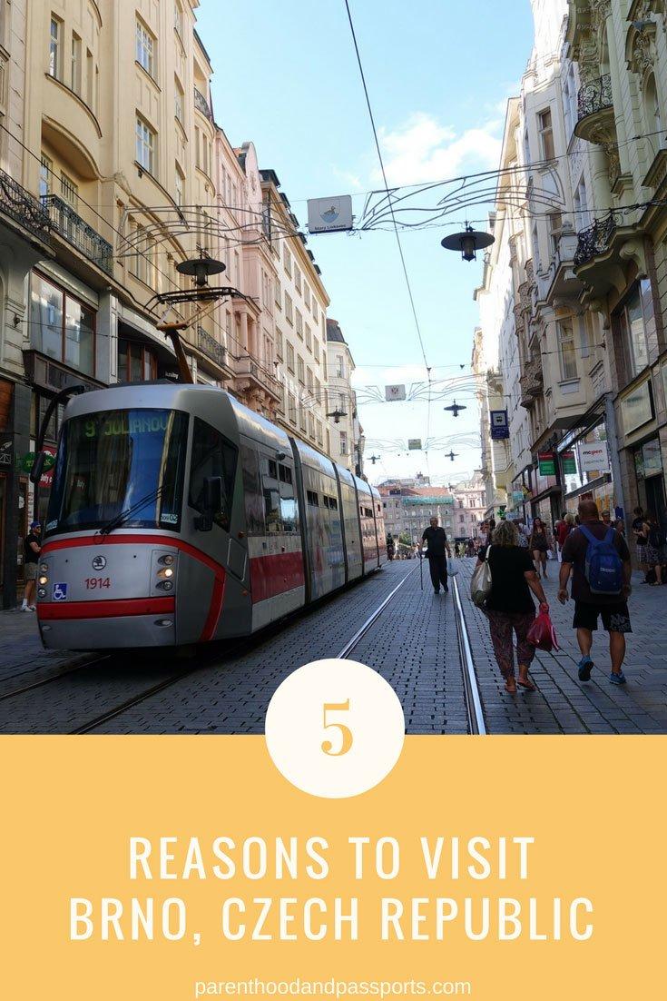 Parenthood and Passports - Brno Czech Republic