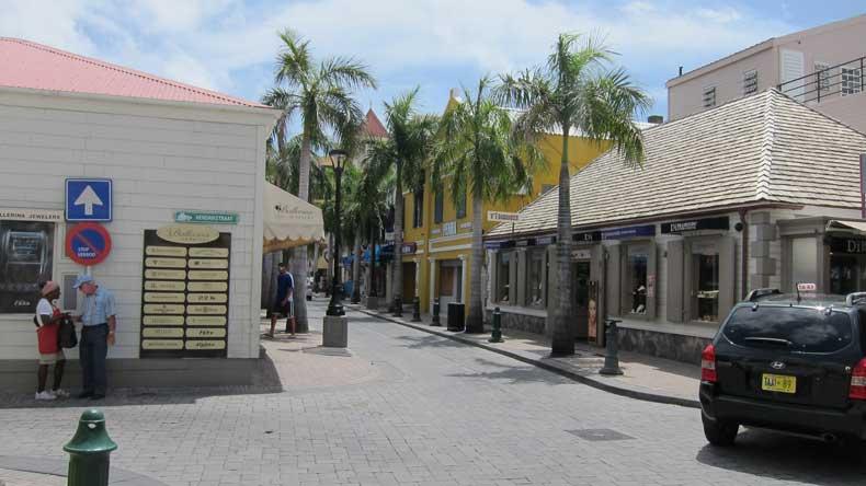 St. Maarten things to do - Philipsburg
