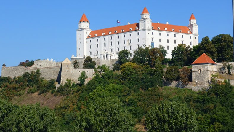 Bratislava Castle - Why Bratislava is worth visiting