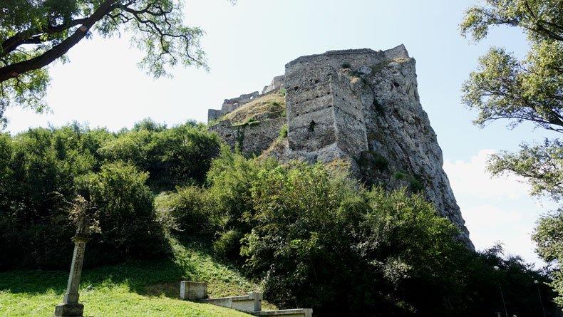 Bratislava in a day - Devin Castle