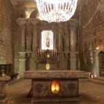 Wieliczka salt mines tour with a baby or toddler
