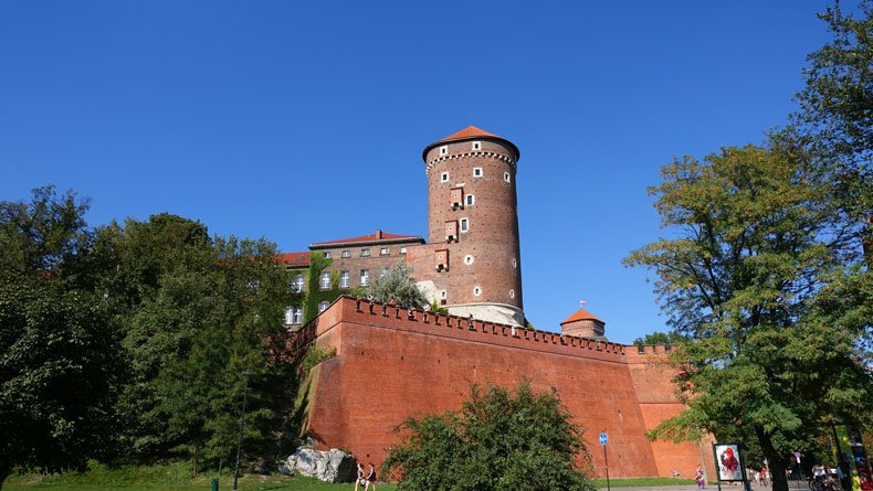 Things to do in Krakow Poland - Wawel Castle