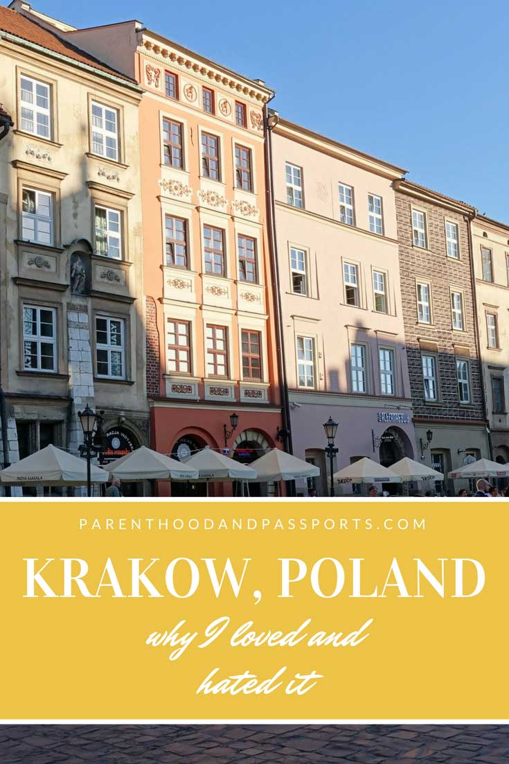 Krakow, Poland things to do