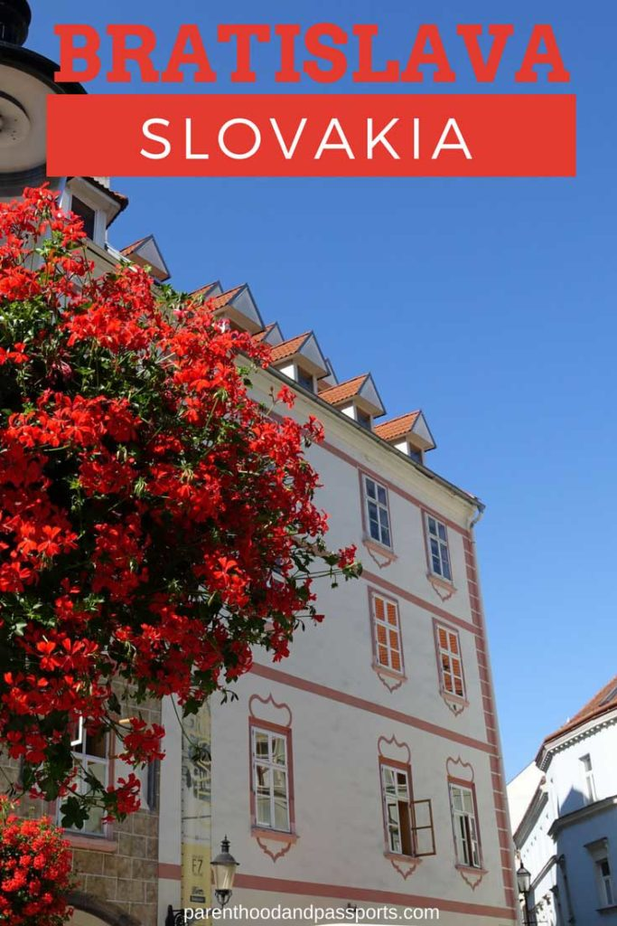 Why Bratislava, Slovakia is worth visiting and what to do during a day trip to Bratislava.