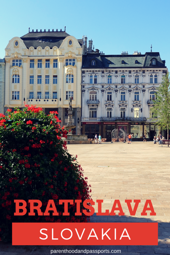 Bratislava in a day - What to see and do in one day in Bratislava, Slovakia