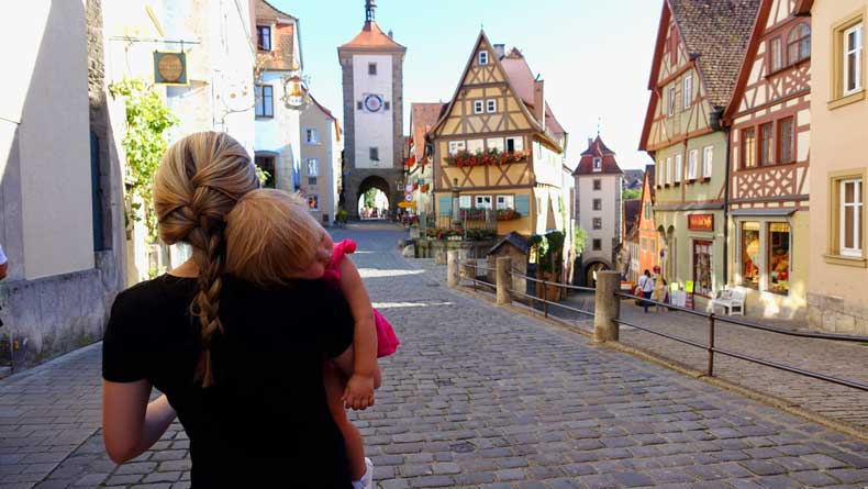 Parenthood and Passports - Germany