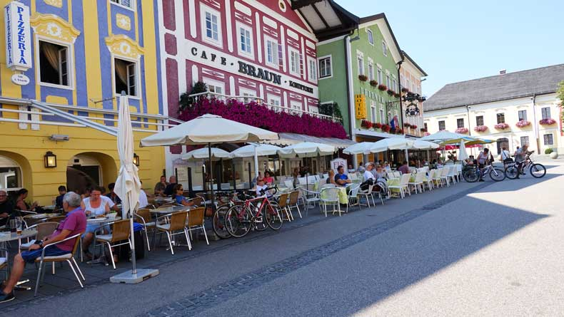 Mondsee, Austria - Parenthood and Passports