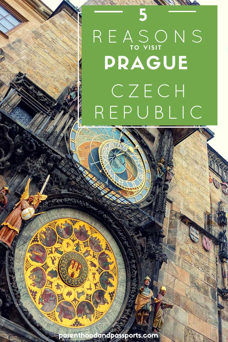 5 reasons to visit Prague, Czech Republic
