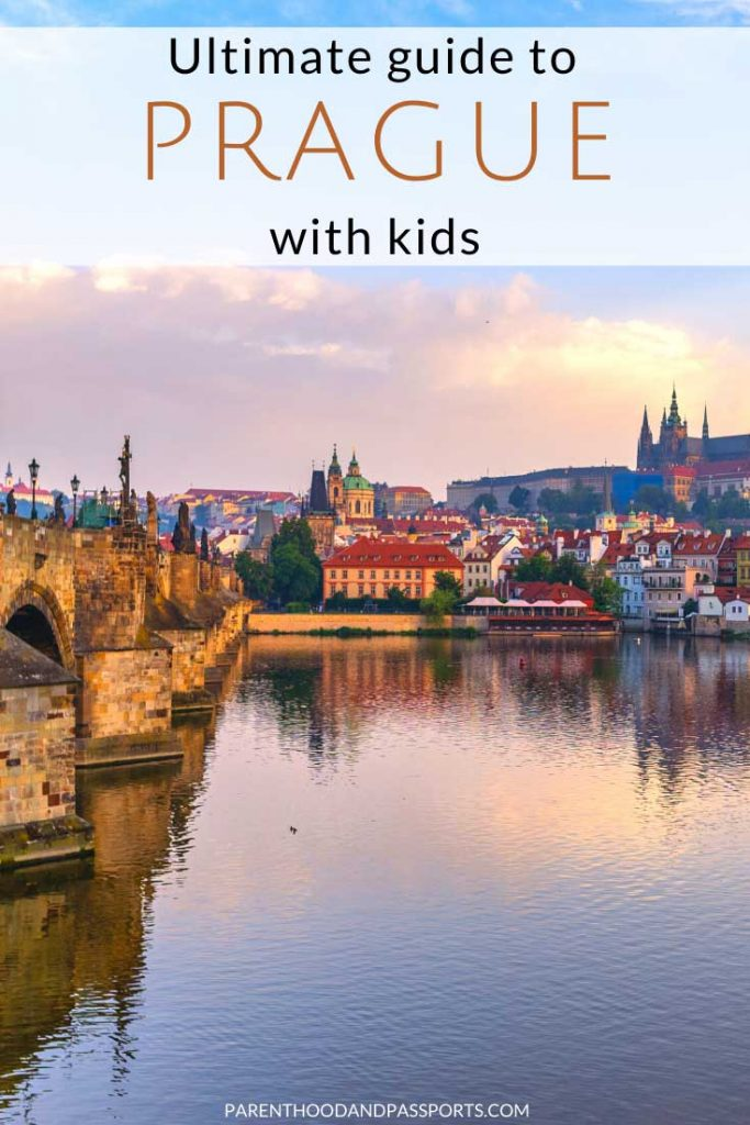 Visiting Prague, Czech Republic with kids? This travel guide to Prague is the ultimate resource on visiting this European gem. With a complete list of the best things to do in Prague for kids, recommendations on where to stay in Prague and what to eat, and the top 5 reasons you'll love this city, this guide is the perfect place to help you start planning your trip. #prague #czechrepublic