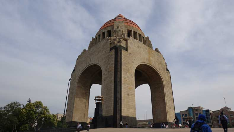 Things to do in Mexico City in 3 days - Monument of the Revolution