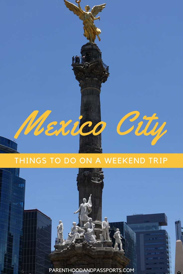 Mexico City day itinerary