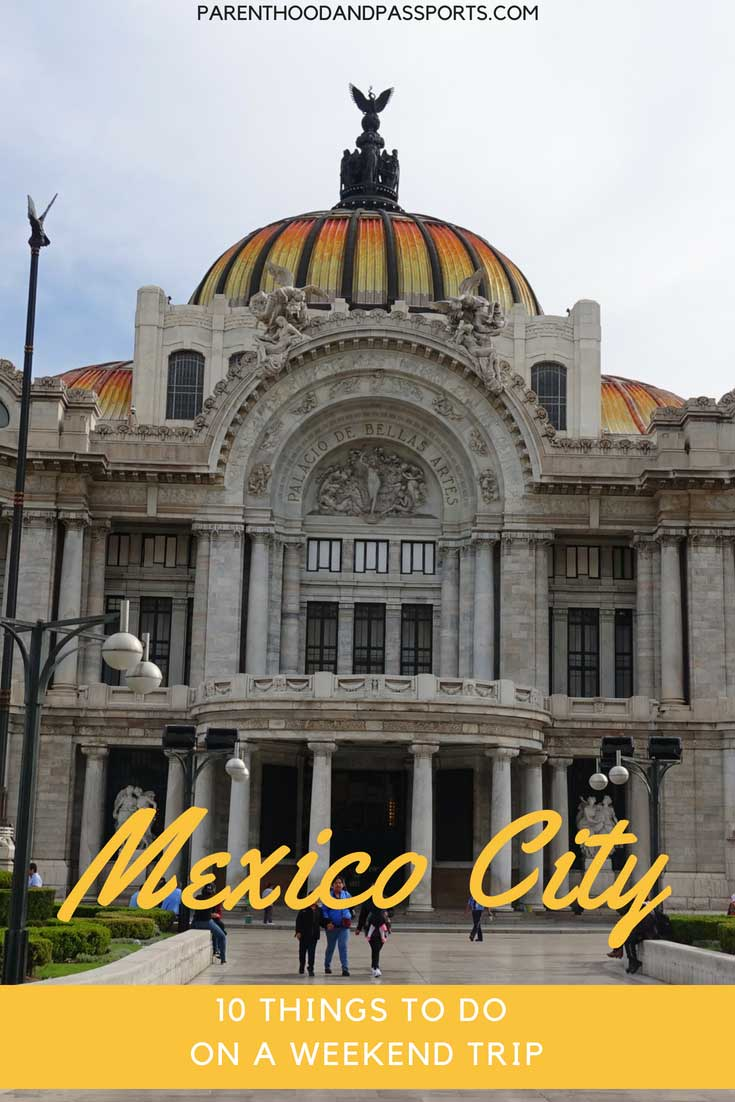 Mexico City things to do