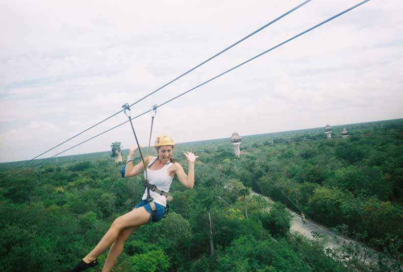 Cancun, Playa del Carmen, or Tulum - adventure sports