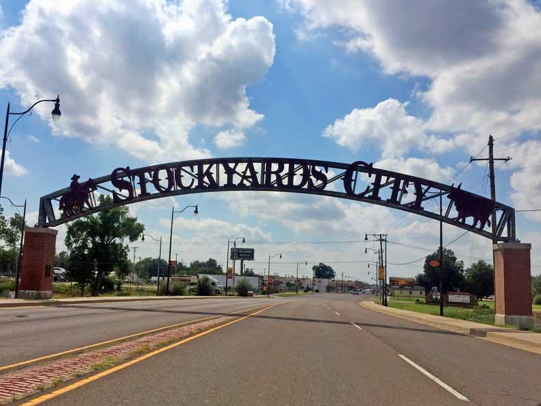 Oklahoma Stockyards City