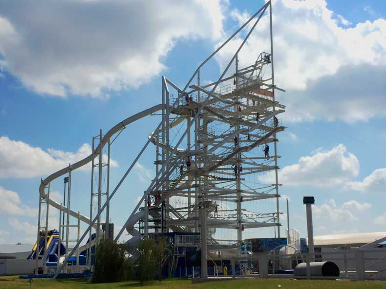 RiverSport Adventure Park - one of the best things to do in Oklahoma City with kids