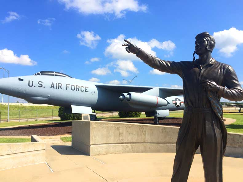 Charles B Hall airpark