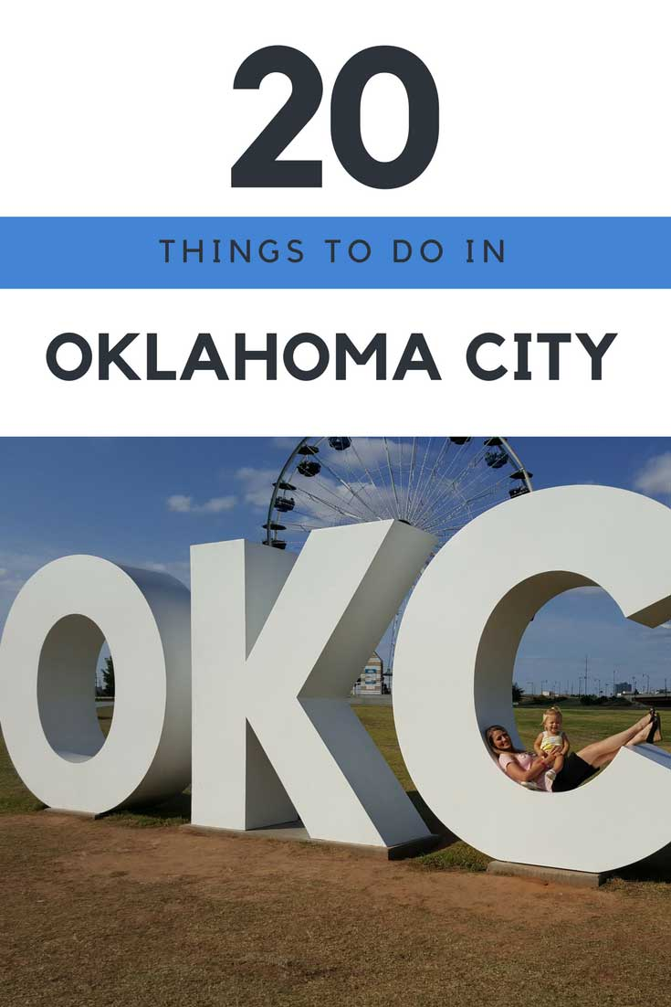 20 Things To Do In Oklahoma City With Or Without Kids