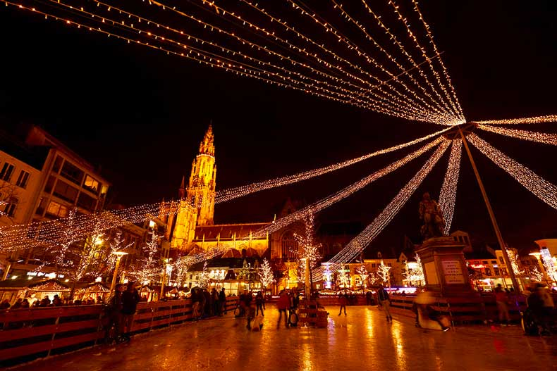 best christmas destinations antwerp - Best Christmas Destinations